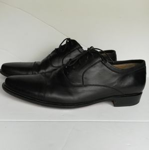 Bally Style flex Oxford Lace up Dress Shoes